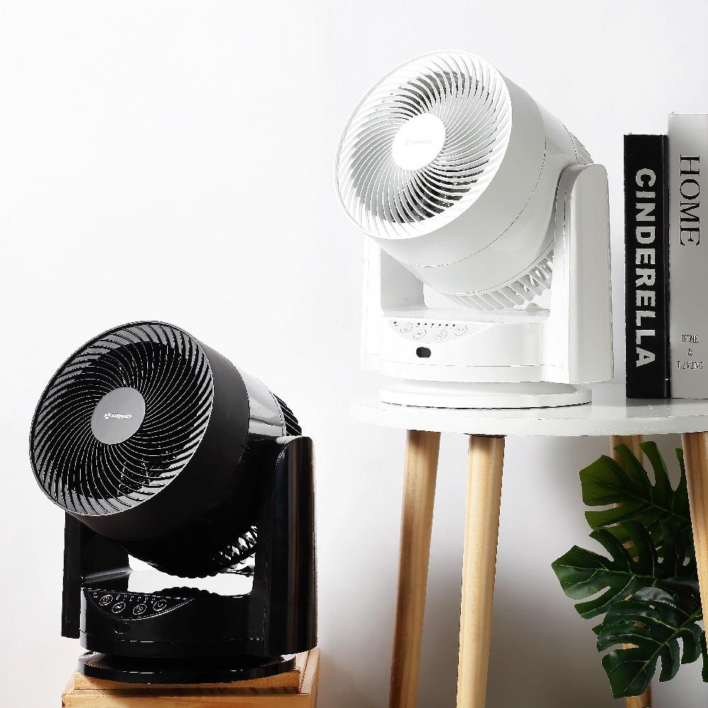 Airmate|冷暖兩用圈圈扇 HT1301R(兩入組)