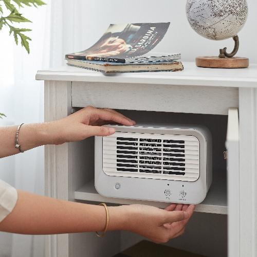 AIRMATE 人體感知美型陶瓷式電暖器HP060M(氣質灰)