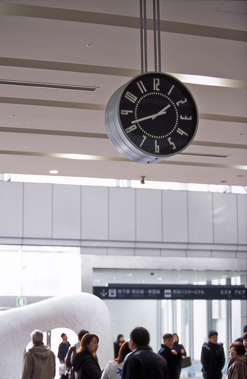 Lemnos 車站時鐘S