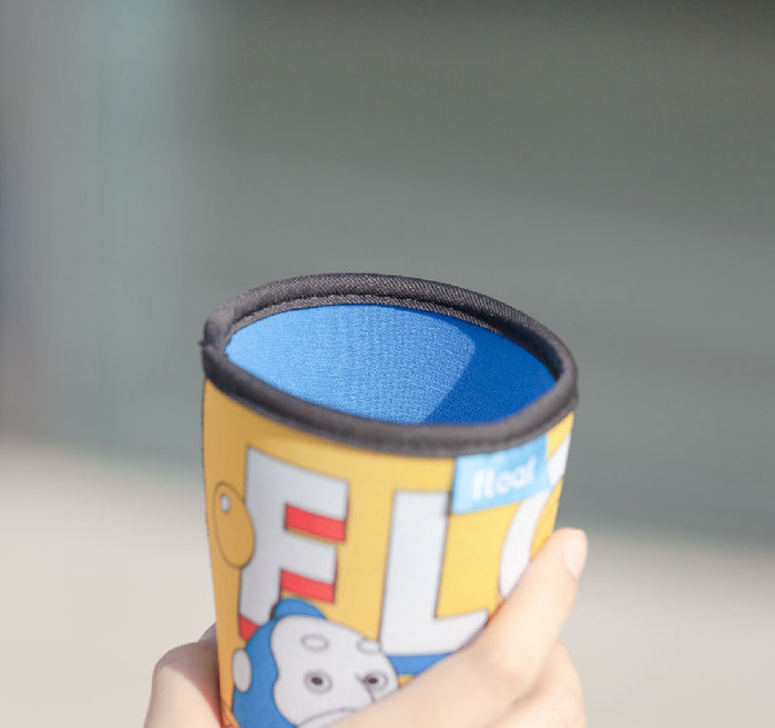 FLOAT|漂浮珍奶杯輕量杯(漂浮派對)