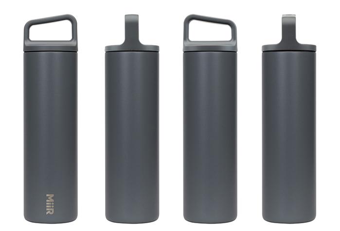 (複製)MiiR|雙層真空 保溫 保冰 寬口 提把蓋 保溫瓶 20oz / 591ml 時尚白