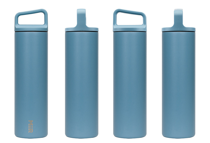 (複製)MiiR 雙層真空 保溫 保冰 寬口 提把蓋 保溫瓶 20oz / 591ml 櫻桃紅
