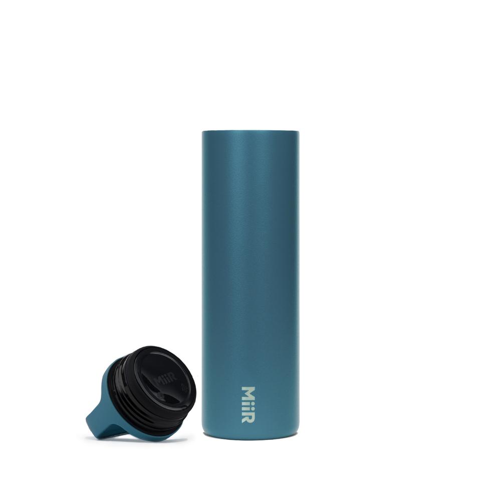 MiiR 雙層真空 保溫 保冰 寬口 提把蓋 保溫瓶 20oz / 591ml 稜鏡綠
