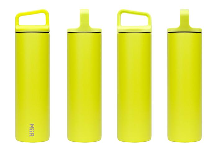 (複製)MiiR 雙層真空 保溫 保冰 寬口 提把蓋 保溫瓶 20oz / 591ml 稜鏡綠