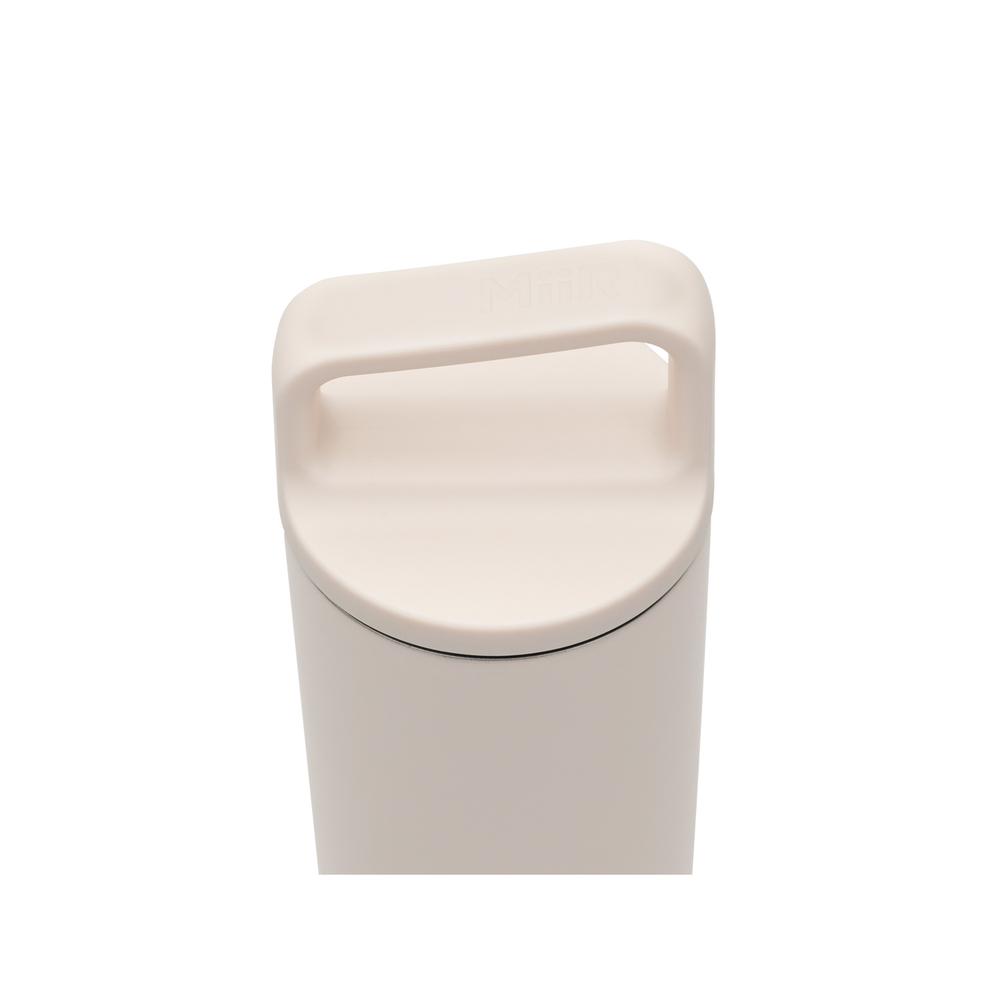 MiiR|雙層真空 保溫 保冰 寬口 提把蓋 保溫瓶 20oz / 591ml 千山粉