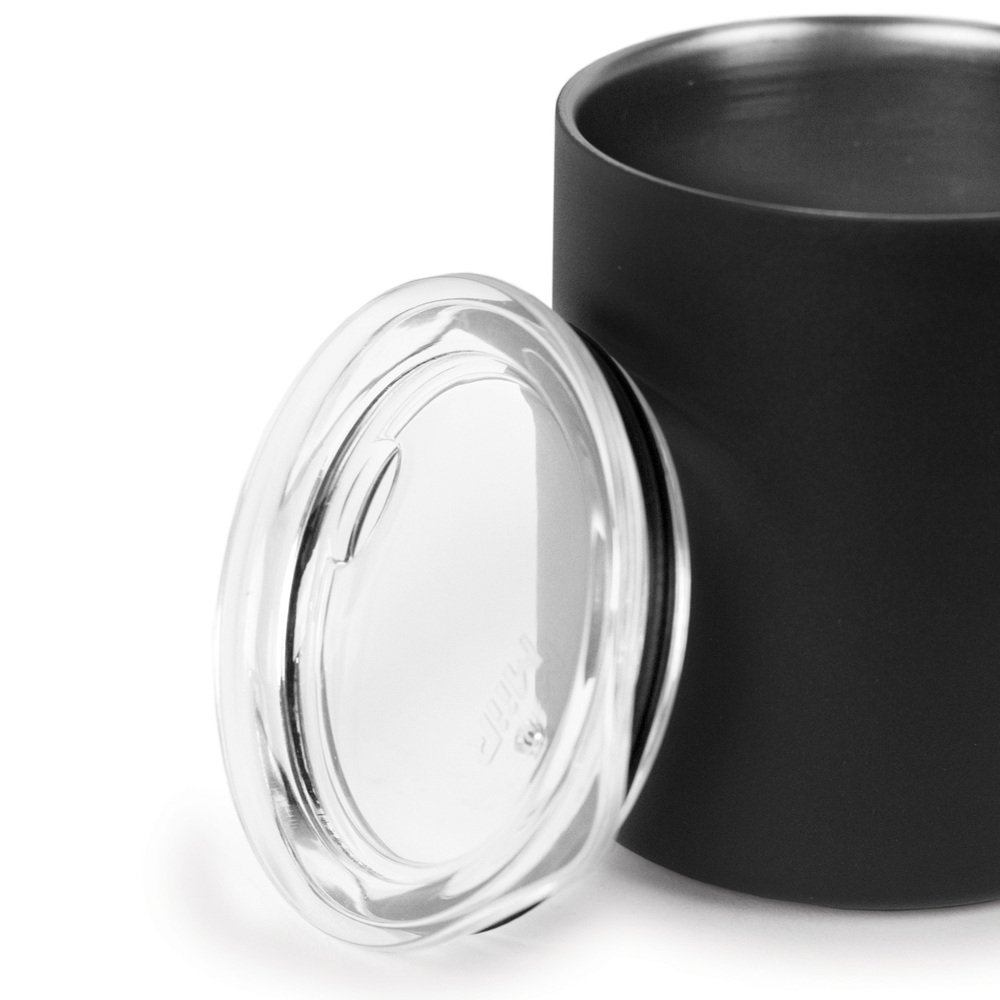 MiiR|雙層真空 保溫 保冰 馬克杯 露營杯 12oz / 354ml 經典黑
