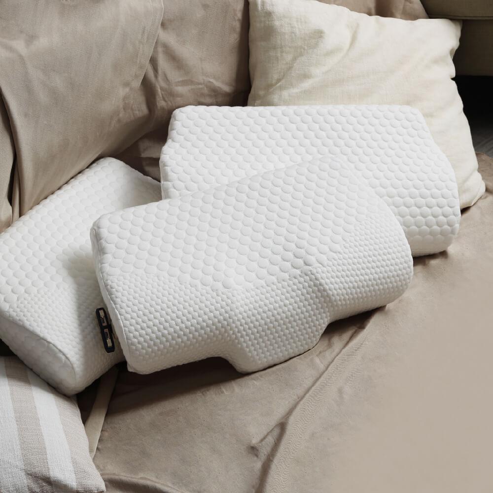 UDOLIFE|枕上人 舒眠透氣記憶枕