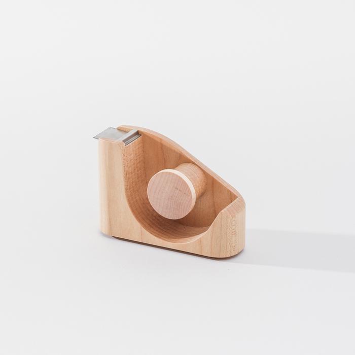 (複製)知音文創|實木堆疊文具收納 便條座