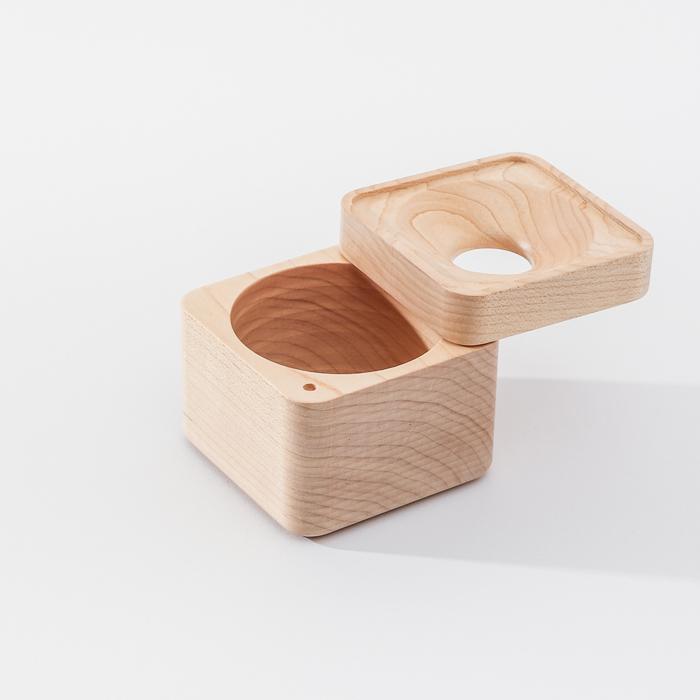 (複製)知音文創|實木堆疊文具收納  紙膠帶台