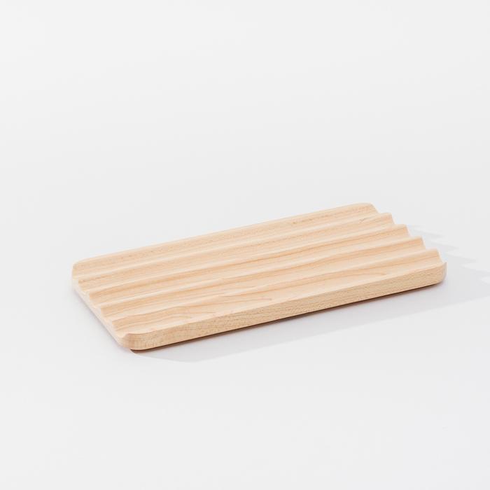 (複製)知音文創|實木堆疊文具收納 置物方盒-深