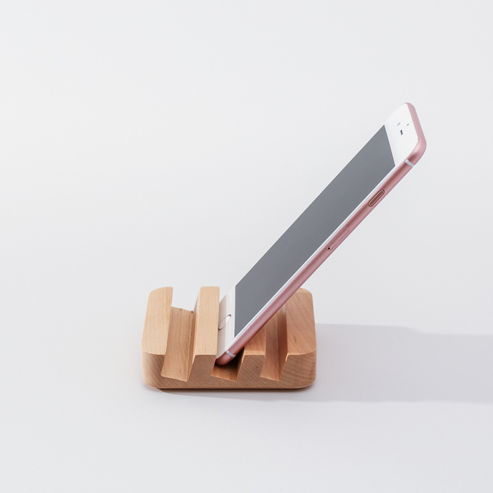 (複製)知音文創|實木堆疊文具收納 置物蓋-方