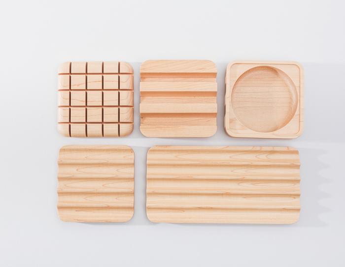 (複製)知音文創|實木堆疊文具收納 置物長盒