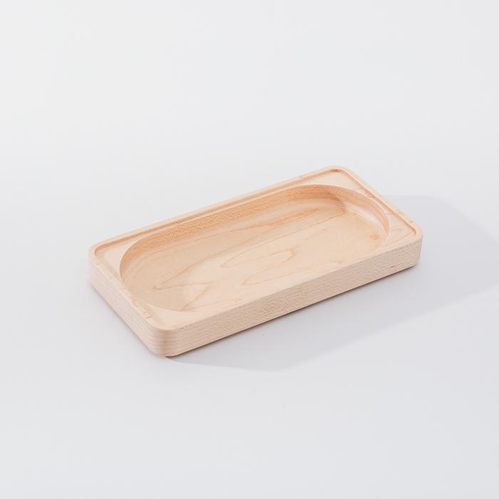 (複製)知音文創 實木堆疊文具收納 單格方盤