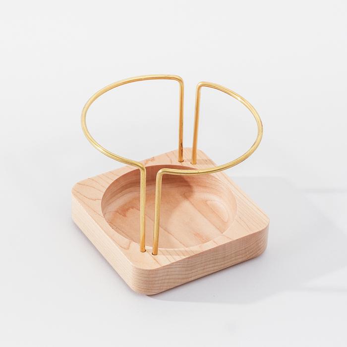 (複製)知音文創|實木堆疊文具收納  零錢盒