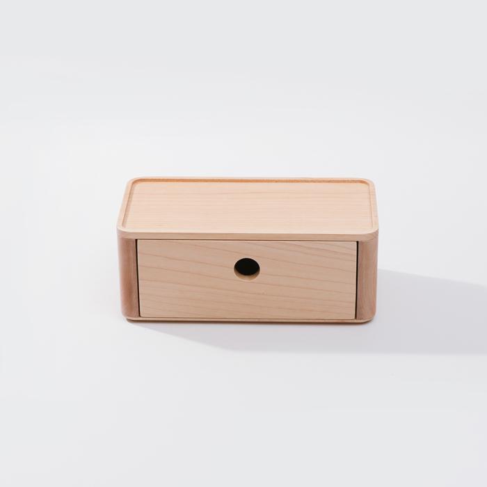(複製)知音文創|實木堆疊文具收納  A4雙層收納盤