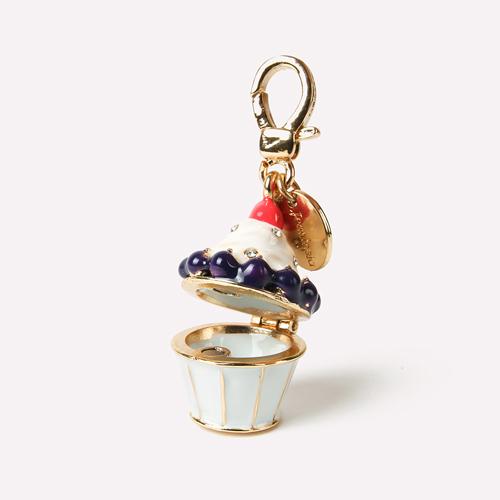 知音文創|立體吊飾 飾品 草莓杯子蛋糕