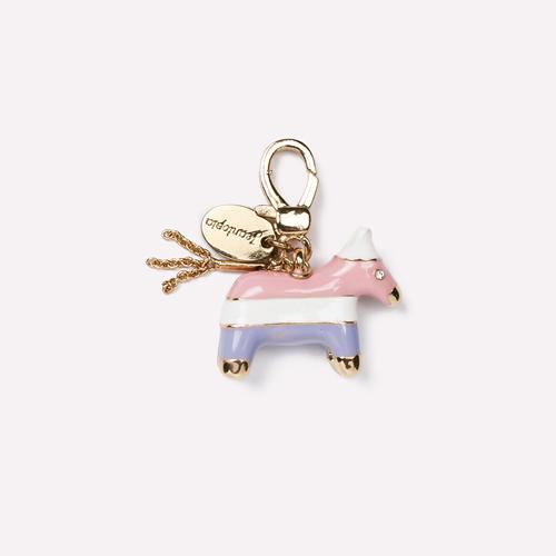 知音文創|立體吊飾 飾品 彩色小馬