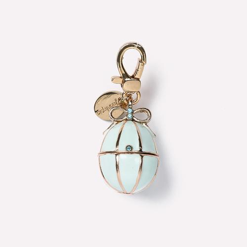 知音文創|立體吊飾 飾品 藍色彩蛋