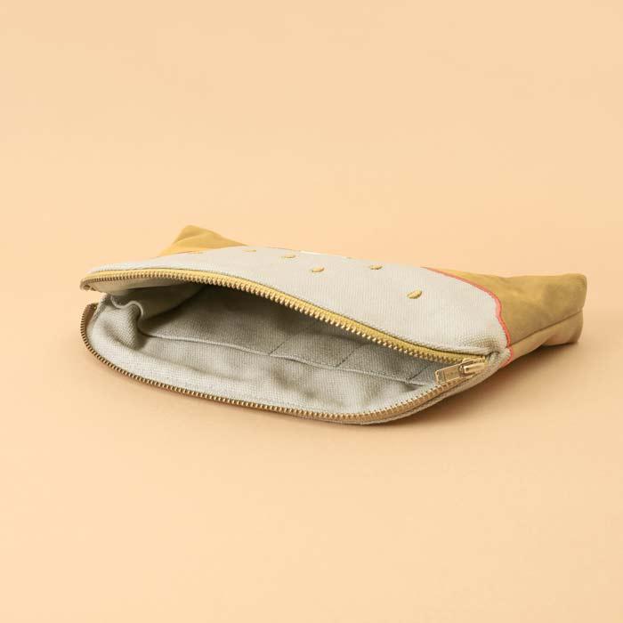 (複製)知音文創|萬用包 化妝包 金蝶結化妝包
