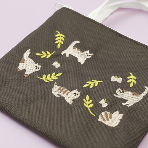 知音文創| 提袋 貓咪萬用袋