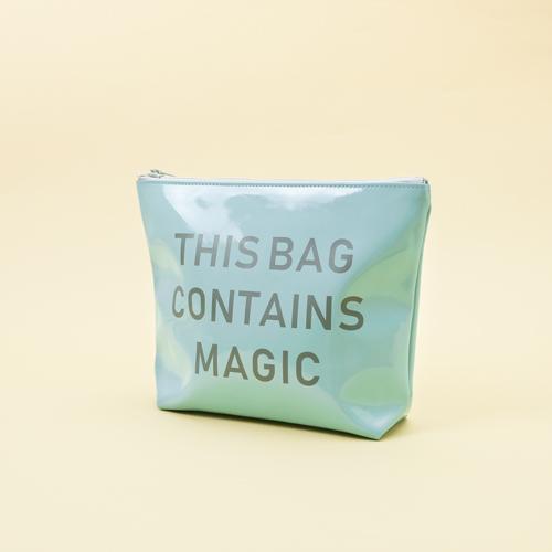 知音文創 萬用袋 藍綠防水袋