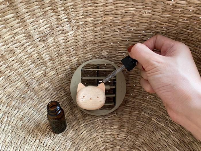(複製)知音文創|香氛器具 車用擴香夾 兔子