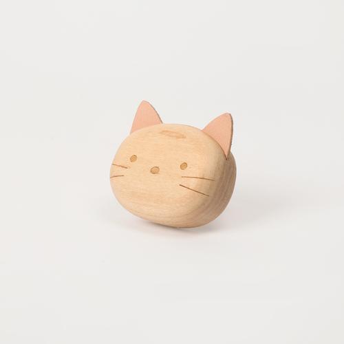 知音文創|香氛器具 車用擴香夾 貓咪