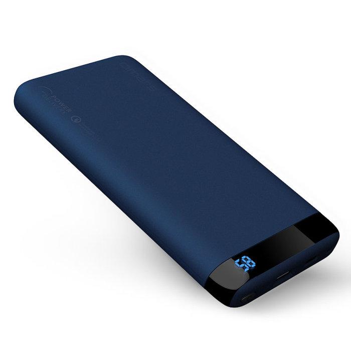 omars USB Type-C/PD 輕量快充行動電源(星燦藍)