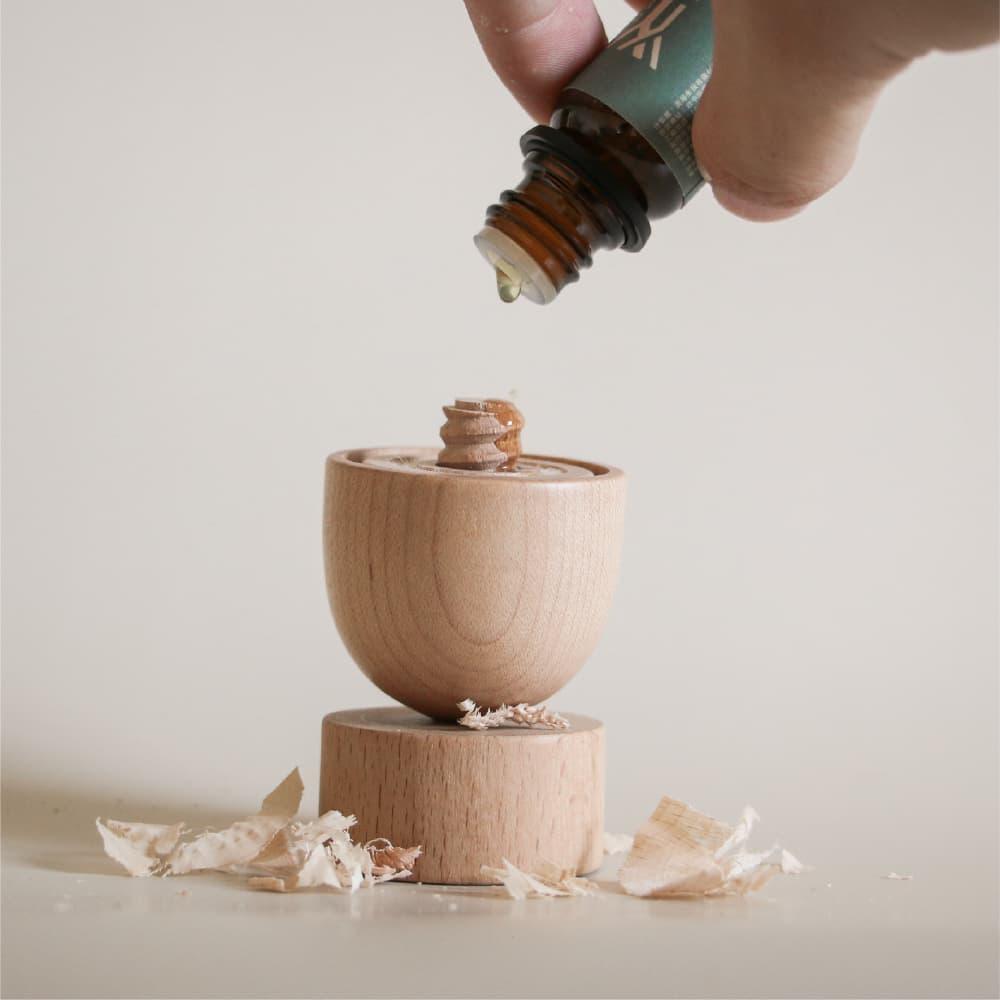 YIXIGE 邱比特木質擴香瓶 Cupid(含香氛款)