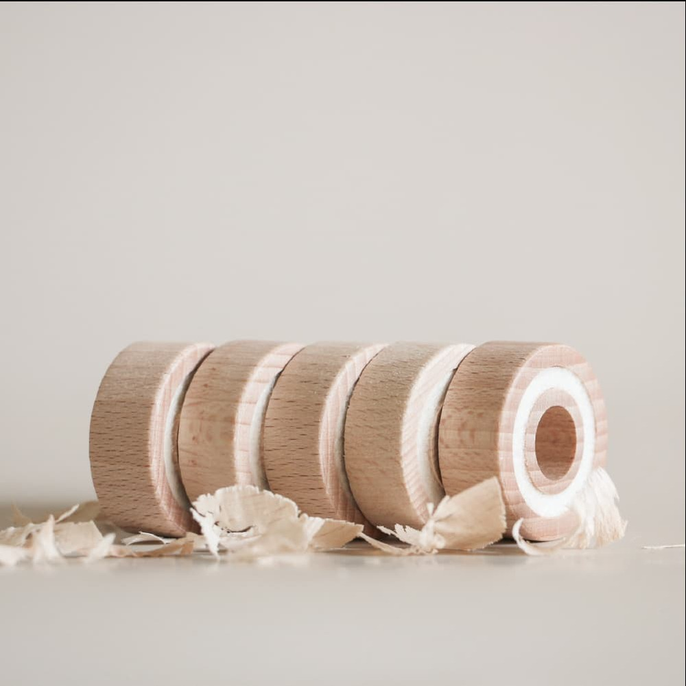 YIXIGE|有機羊毛擴香槽(5入)