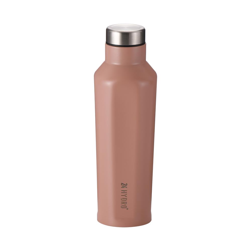 NEOFLAM 24 Hydro不銹鋼保溫瓶500ml-夕陽粉