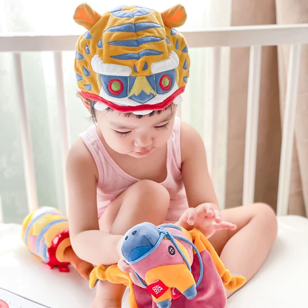 TOO CHEAP ART|大甲鎮瀾宮聯名「與神同行」嬰幼兒禮盒