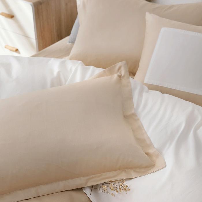(複製)好關係 HAOKUANXI   銀河夜空-新天絲棉床邊口袋床包被套枕套組-標準雙人