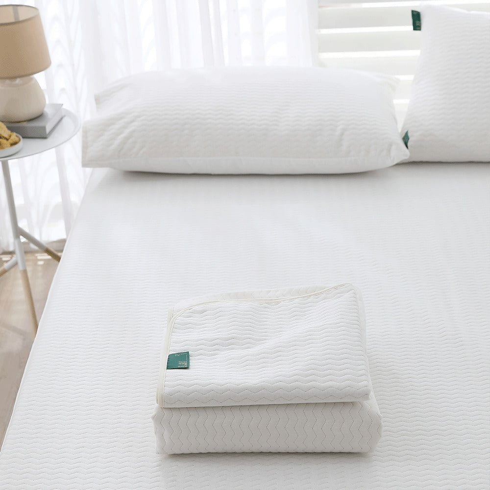 好關係 HAOKUANXI|防水防蟎床包式保潔墊-雙人加大