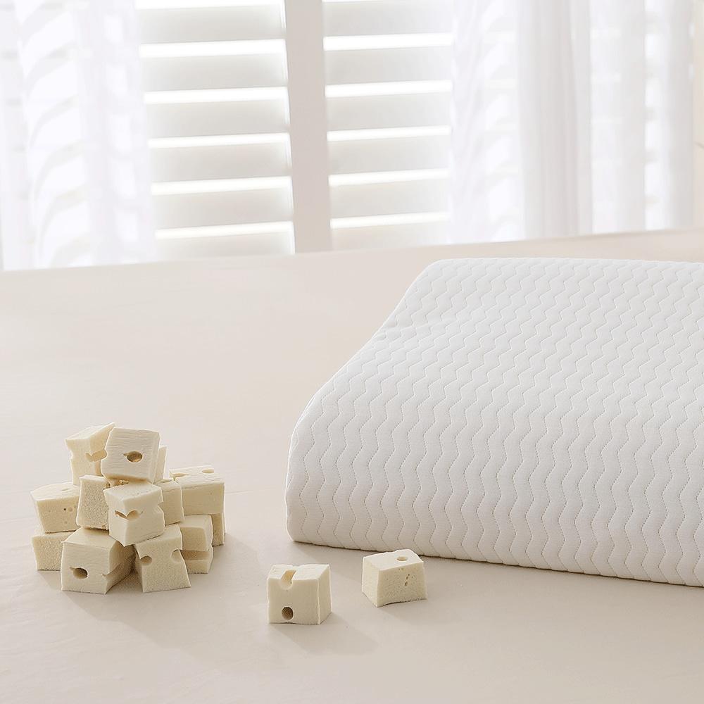 好關係 HAOKUANXI|乳香好眠乳膠枕-小山吐司枕