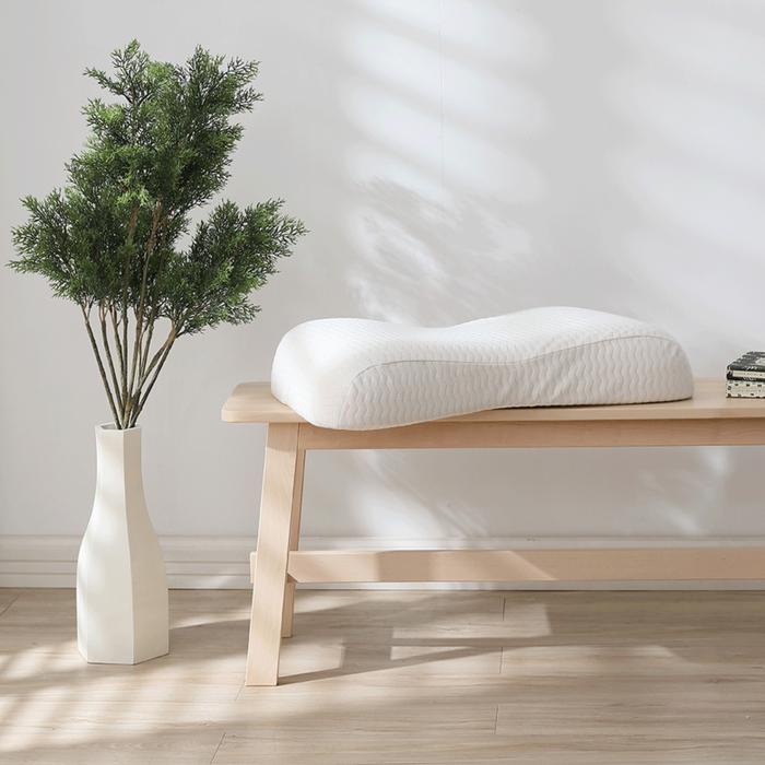 (複製)好關係 HAOKUANXI | 乳香好眠乳膠枕-奶香麵包枕