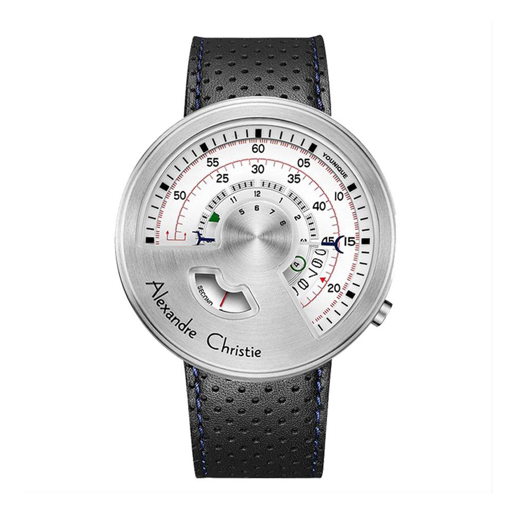 Alexandre Christie AC手錶《限量聯名合作》8516MSLSSSL