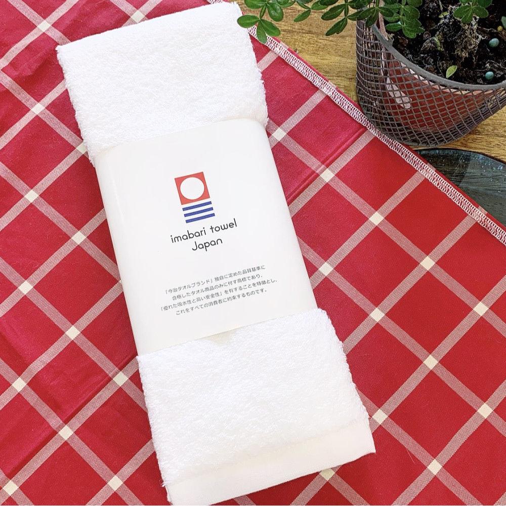 日本ORIM BULKY PRO今治飯店毛巾-白色