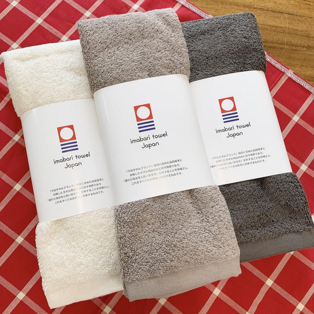 日本ORIM|BULKY PRO今治飯店毛巾-自然色