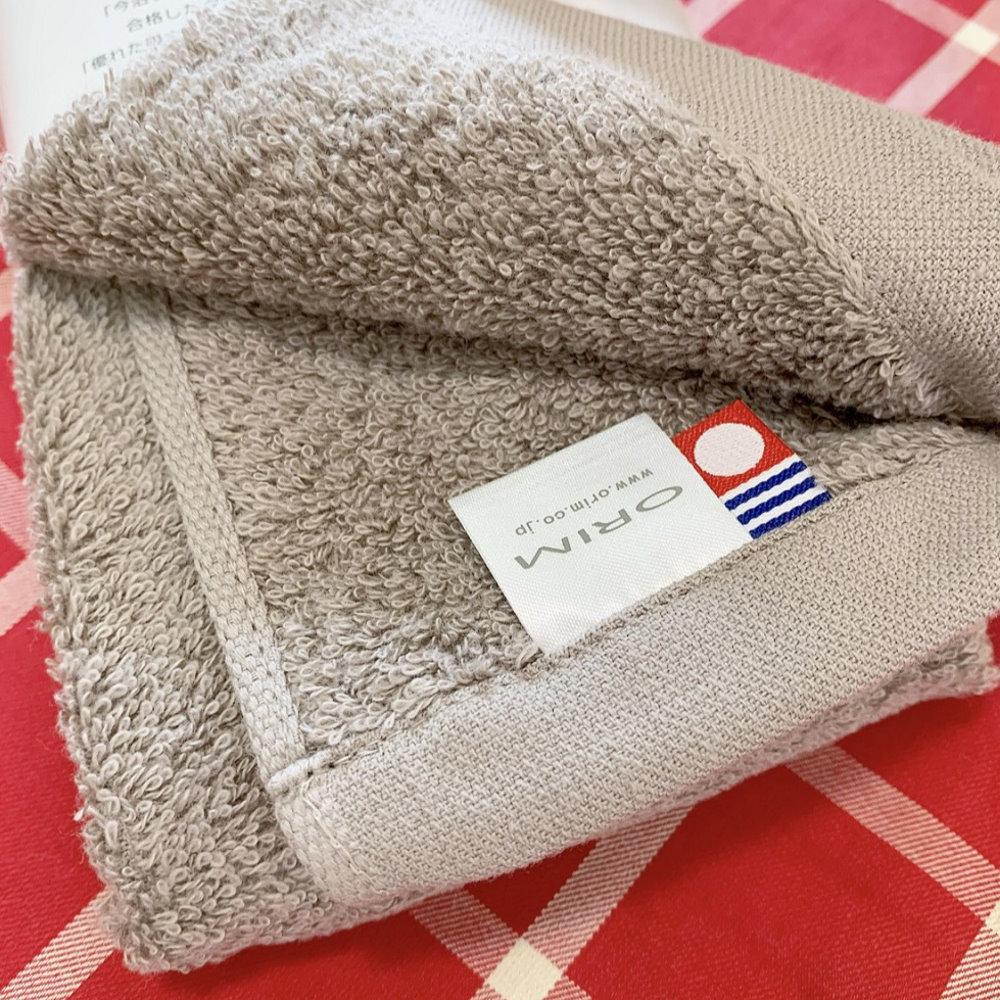 日本ORIM|BULKY PRO今治飯店毛巾-棕色