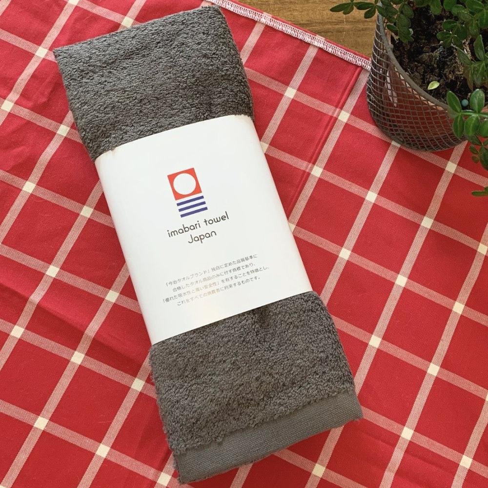 日本ORIM BULKY PRO今治飯店毛巾-深棕色