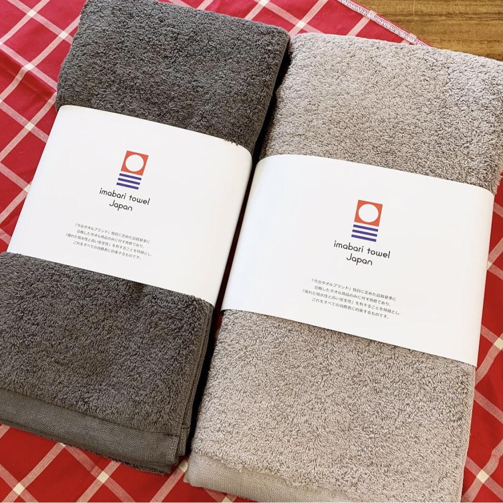 日本ORIM|BULKY PRO今治飯店浴巾-深棕色