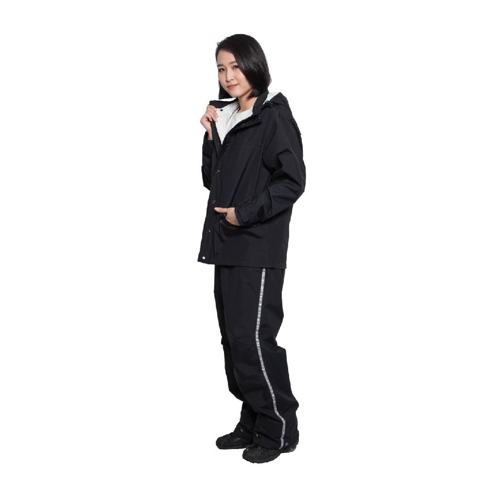 MORR 2021新版 - Expansion 可收納延伸鞋套雨褲 3.0輕薄款(個性黑)