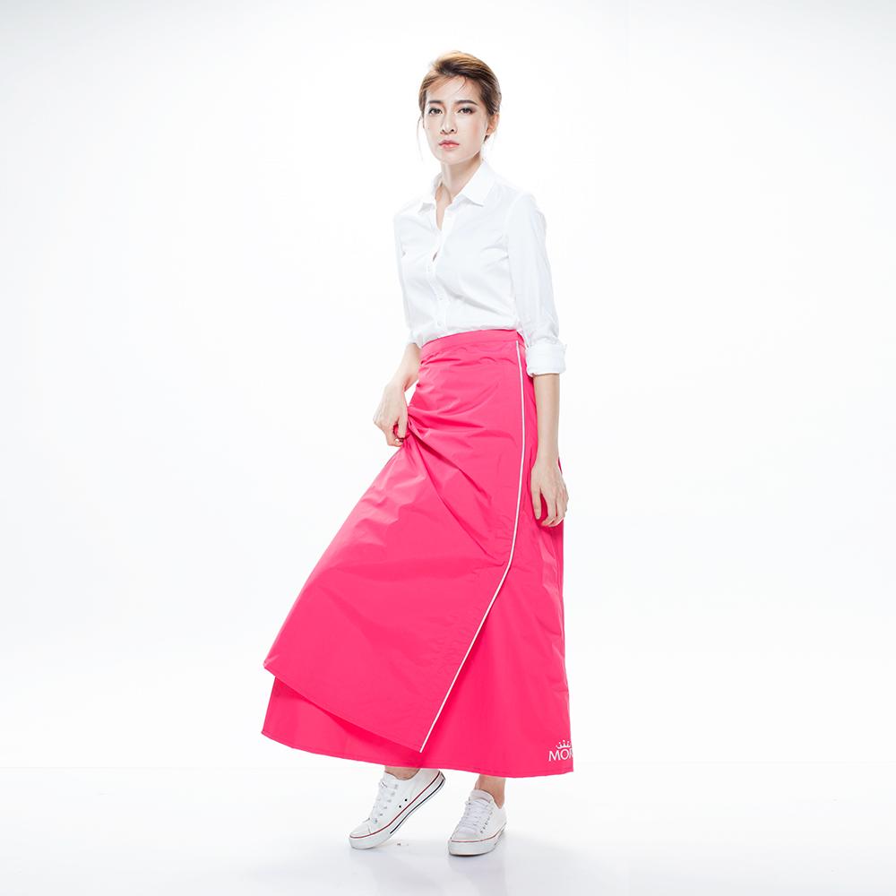 MORR|Rainsk 晴雨兩用一片裙(炫藜紅)