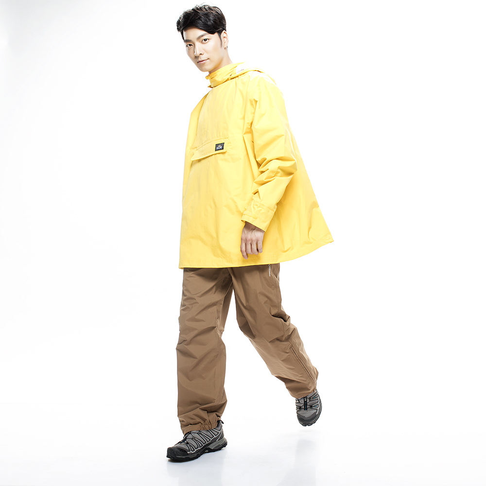 MORR|Alexis高動能防水登山褲(金古銅)