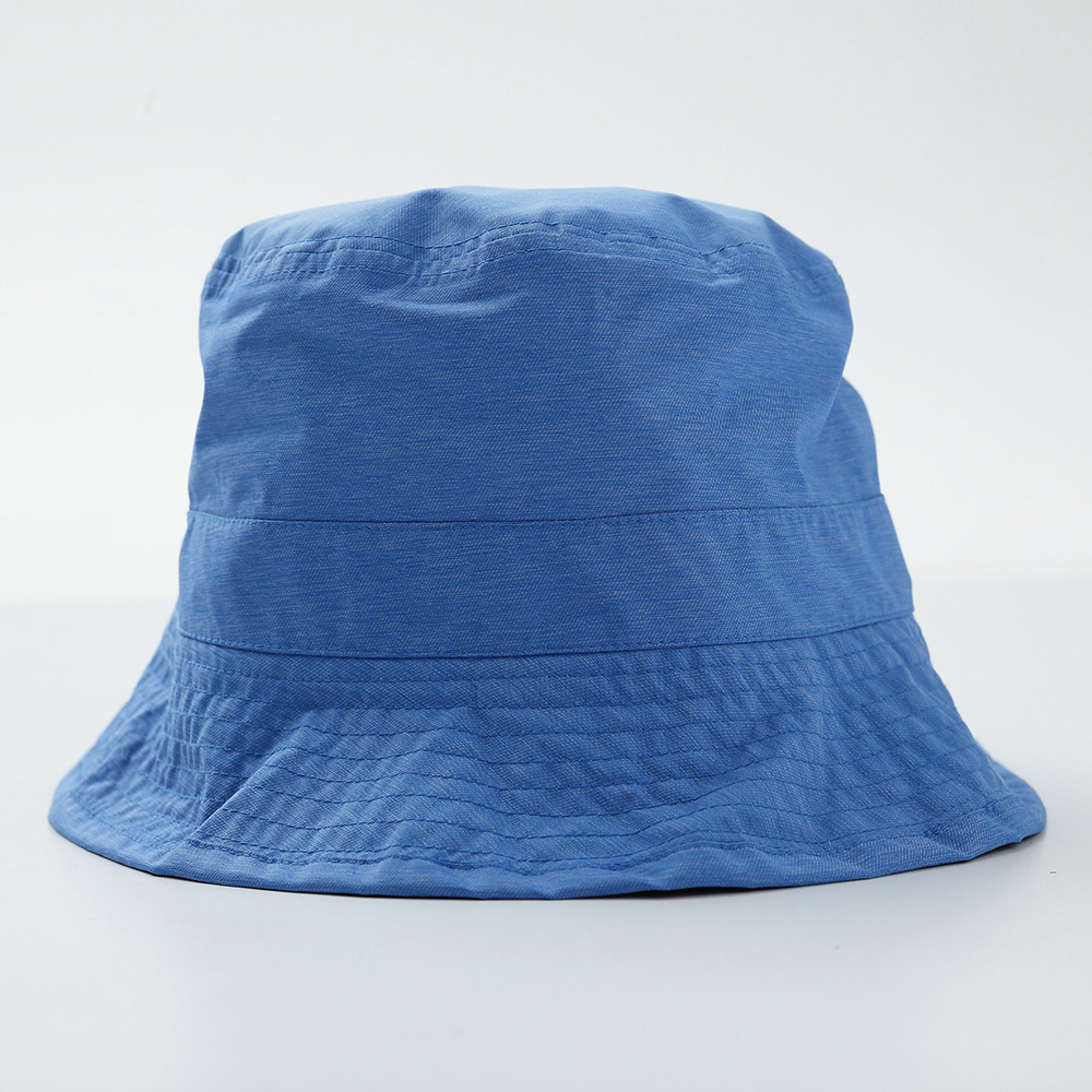 MORR|Fisherman晴雨兩用收納帽(花紗藍)