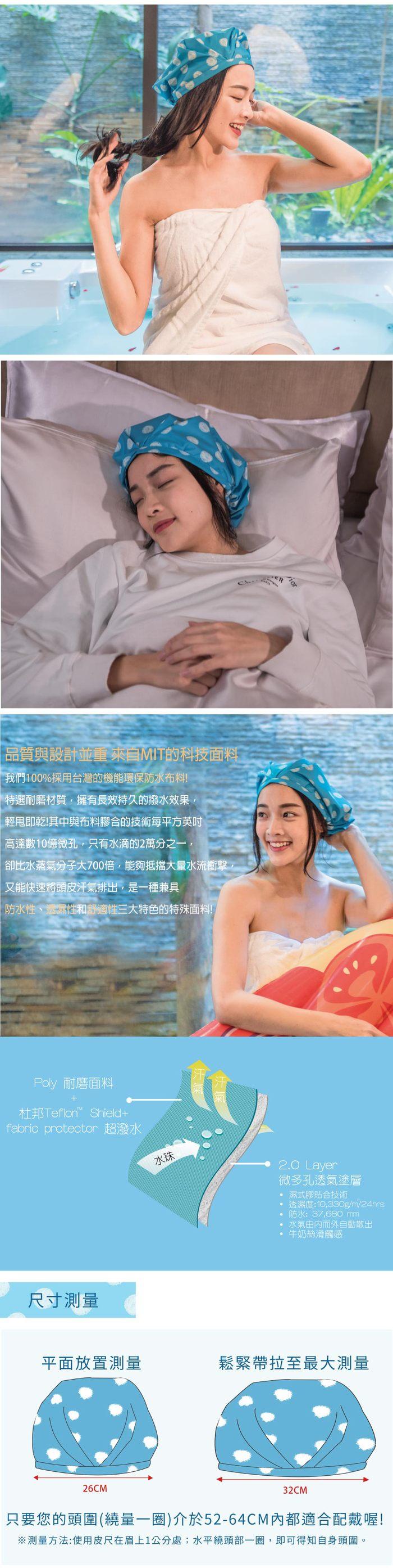 (複製)MORR|Fisherman晴雨兩用收納帽(花紗藍)