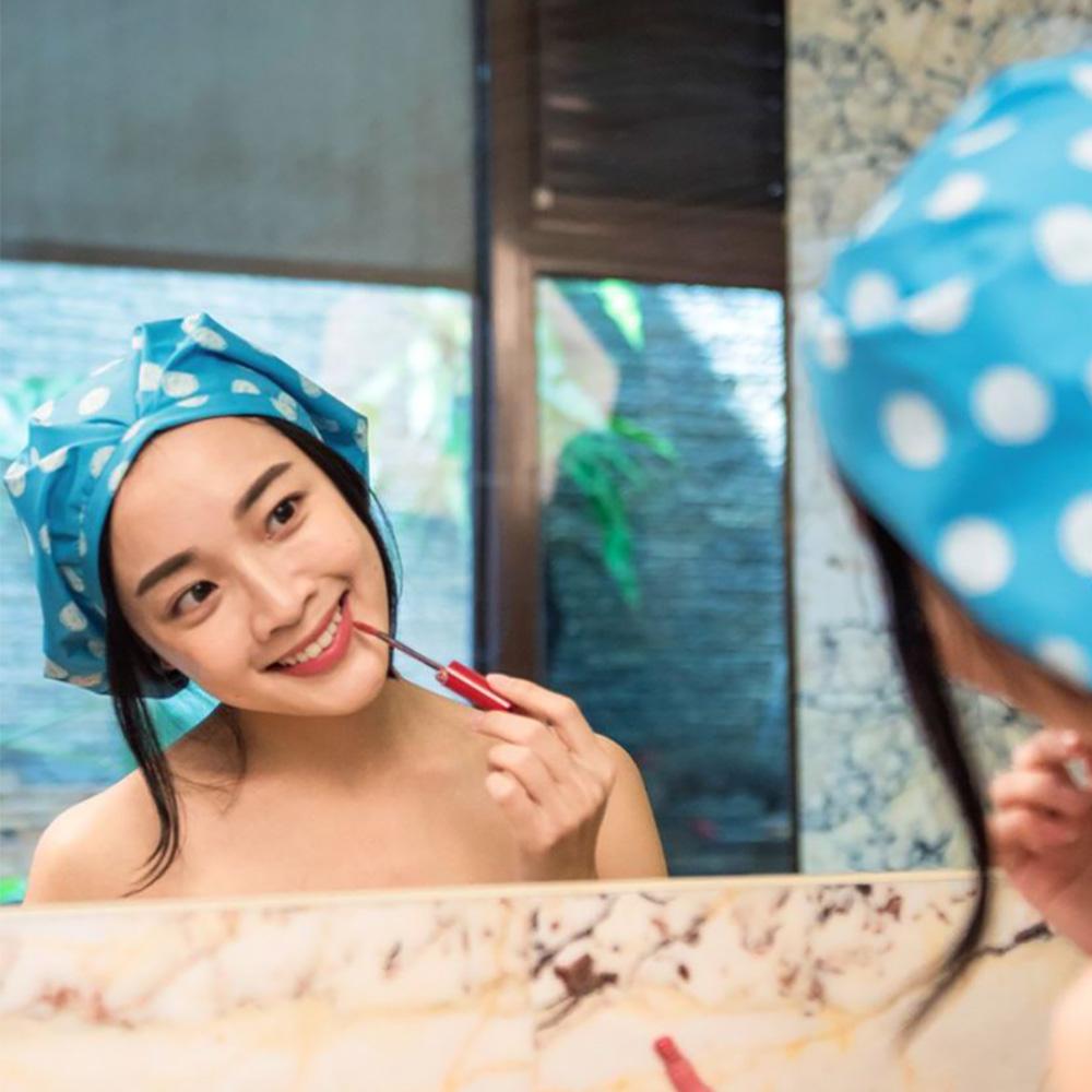 MORR|JellyBreath 時尚透氣浴帽(彈珠汽水)
