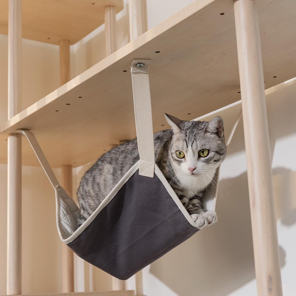 拍拍 半半貓吊床