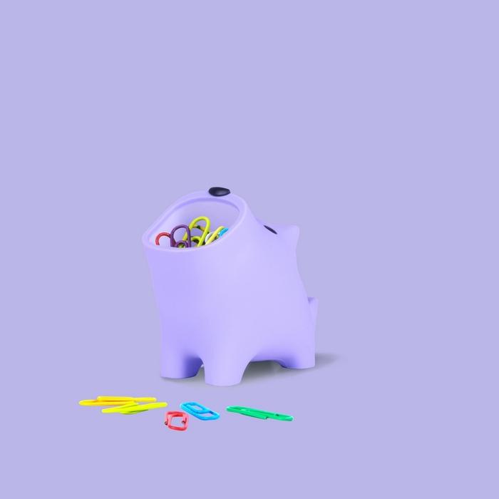 (複製)Smilingoods|小阿嗚 Awu 雜物收納 (溫柔 灰)